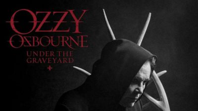 Ozzy Osbourne Under Tjhe Gaveyard